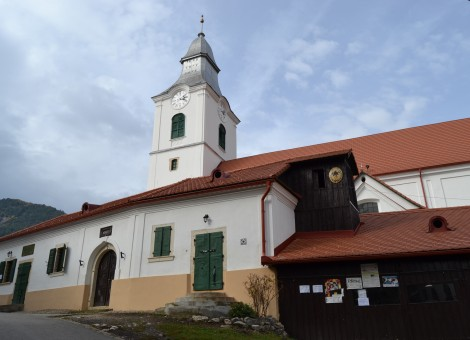 Unitarian Church Rimetea